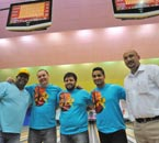 Merge 104.8 participates in Eco Bowl 2012 Tournament