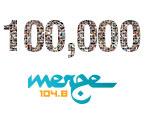 Merge crosses 100,000 Facebook fans