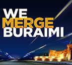 Merge FM now in Buraimi on 103.4 FM