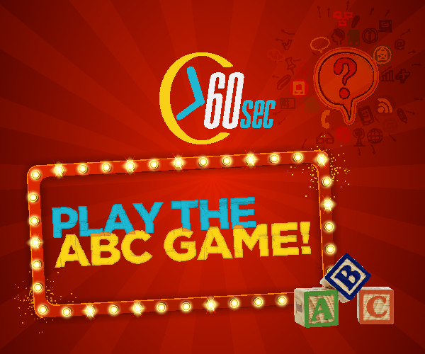 Win with The ABC Game on Merge Breakfast!