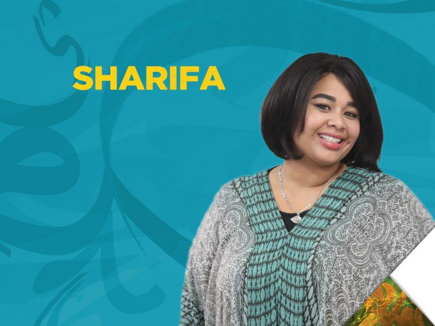 Sharifa Al Busaidi