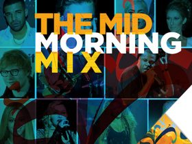 The Mid-Morning Mix