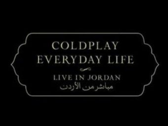 Hear Coldplay in Concert tonight only on Merge!