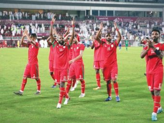 Oman crash out of the Arabian Gulf Cup
