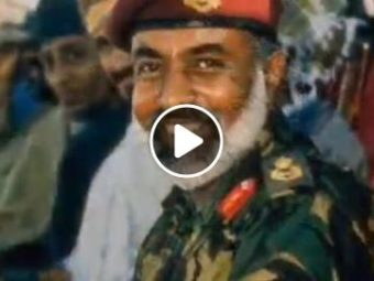 WATCH: A tribute to His Majesty Sultan Qaboos.