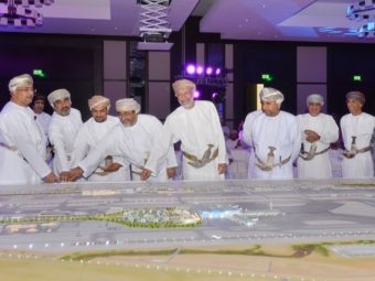 New Muscat Airport City Project Revealed.