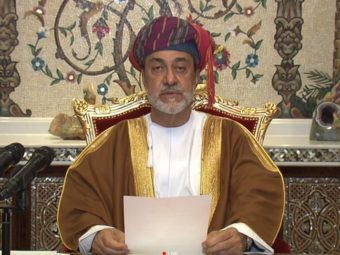 Oman will 'build and not destroy'