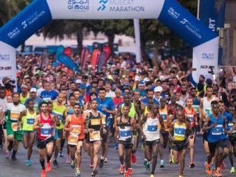 Muscat Marathon a Massive Success!