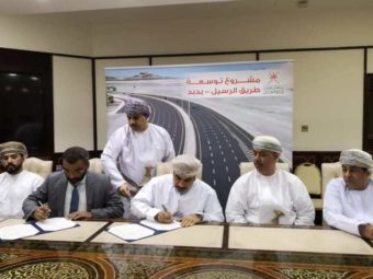 Two major new roads planned for Oman.
