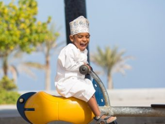 One Omani baby is born every six minutes!