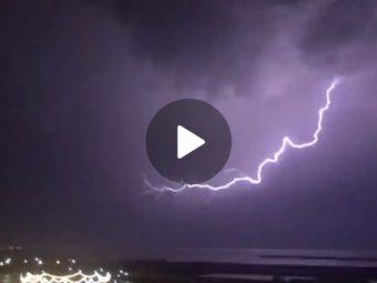 Al Rahma: Storms leave two dead in Oman.
