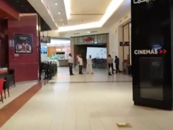 VIDEO: Malls in Oman close for business