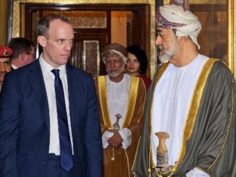 UK Minister visits Oman