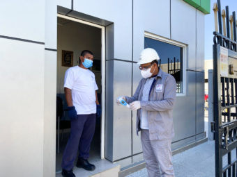 Madayn: 1,855 inspections conducted in Oman's industrial cities to combat COVID-19