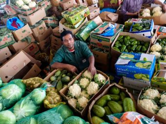 Muscat Municipality announces partial closure of Central Market for Vegetables and Fruits