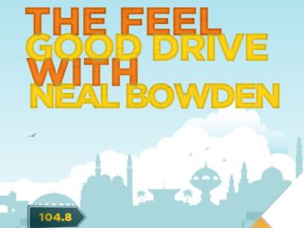 The Feel-Good Drive with Neal Bowden