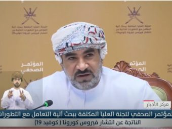 COVID-19 Live: Expat residents can return to Oman with approval of MoFA
