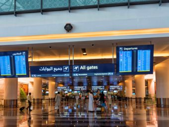 Oman issues call for proposals for COVID-19 testing centres at airports
