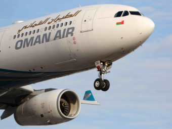 COVID-19: Oman Air to operate special flights to Germany, UK