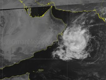 Tropical depression might move away from Oman: CAA