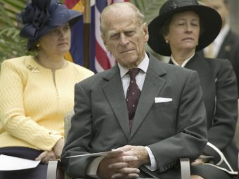Buckingham Palace: Prince Philip Has Died At 99